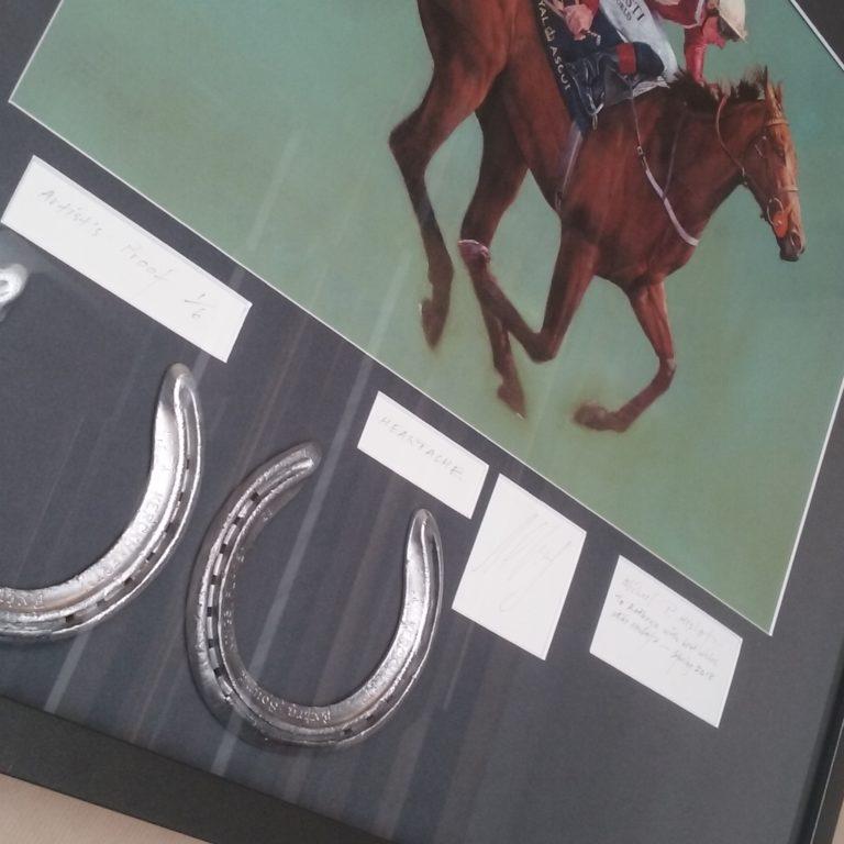 Imbedded Horseshoes